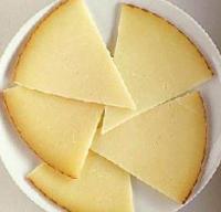 Curado queijo Manchego é um alimento rico em proteínas