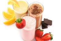 Shakes de proteína